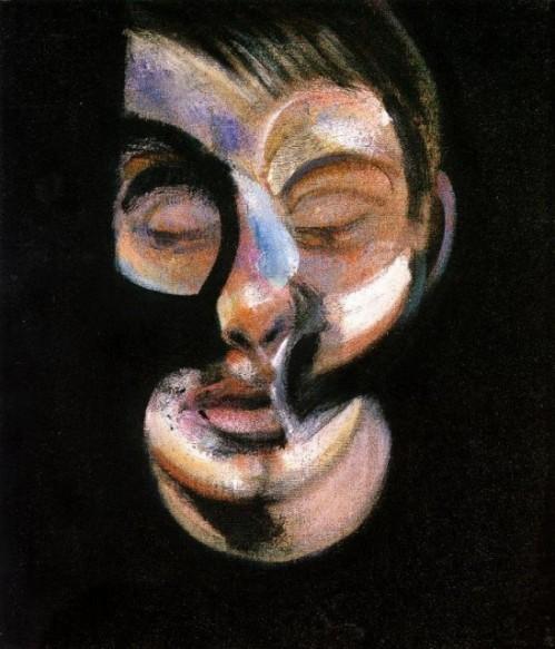 Francis Bacon - Self-portrait_ 1972 i